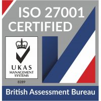 UKAS-ISO-27001 certication